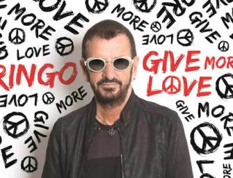 Ringo Starr reveals new album on his 77th birthday