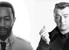John Legend and Sam Smith