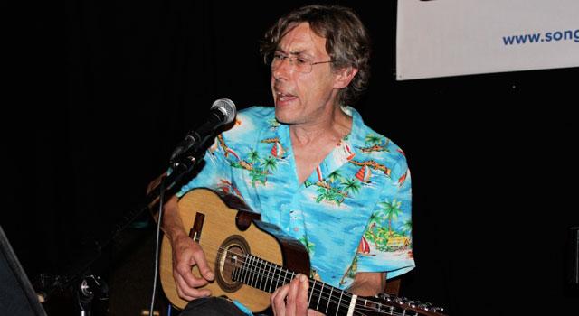 Songwriting Live, Bristol – Pete Brandt