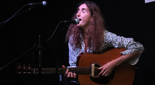 Songwriting Live –Lewis Creaven