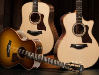 Taylor redesigns 700, 400 and 800 series