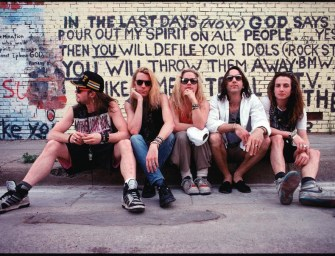 Mother Love Bone's complete works to be released this November