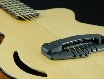 Willcox Guitars previews Atlantis electro-acoustic guitar