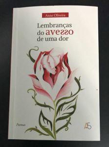 Livro – O Avesso da Dor – Anne Oliveira