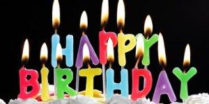 Feliz Aniversário para você