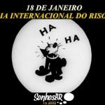 Dia Internacional do Riso – 18 de Janeiro
