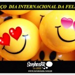 20 de Março Dia Internacional da Felicidade