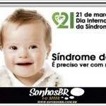 21 De Março Dia Internacional da Síndrome de Down