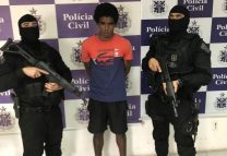 Líder de quadrilha que foi alvo de mega operação na Bahia e no RJ é preso em Salvador
