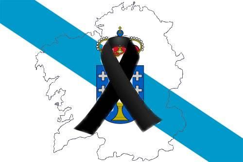 Luto por Galicia