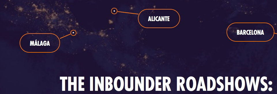 The Inbounder Roadshows