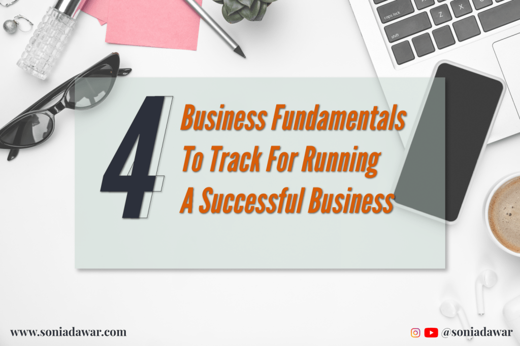 business fundamentals to track