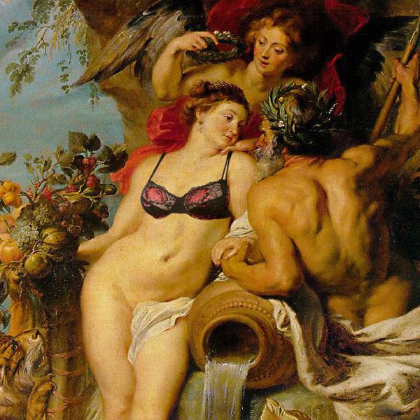 Palmers Sponsoring der Rubensausstellung