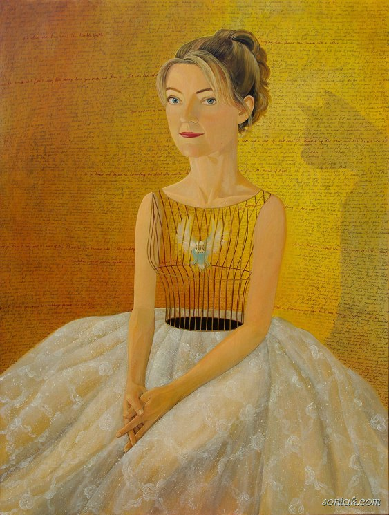 Portrait of Cassandra Golds