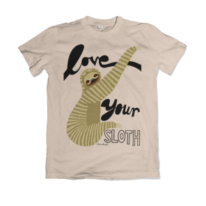 Love your Sloth