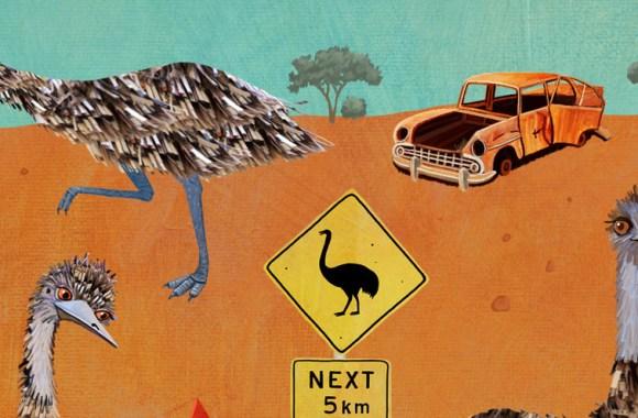 Greetings from Australia!