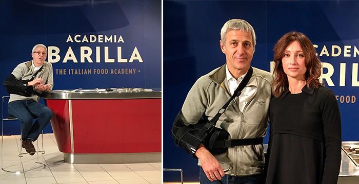 Barilla con Sonia Paladini