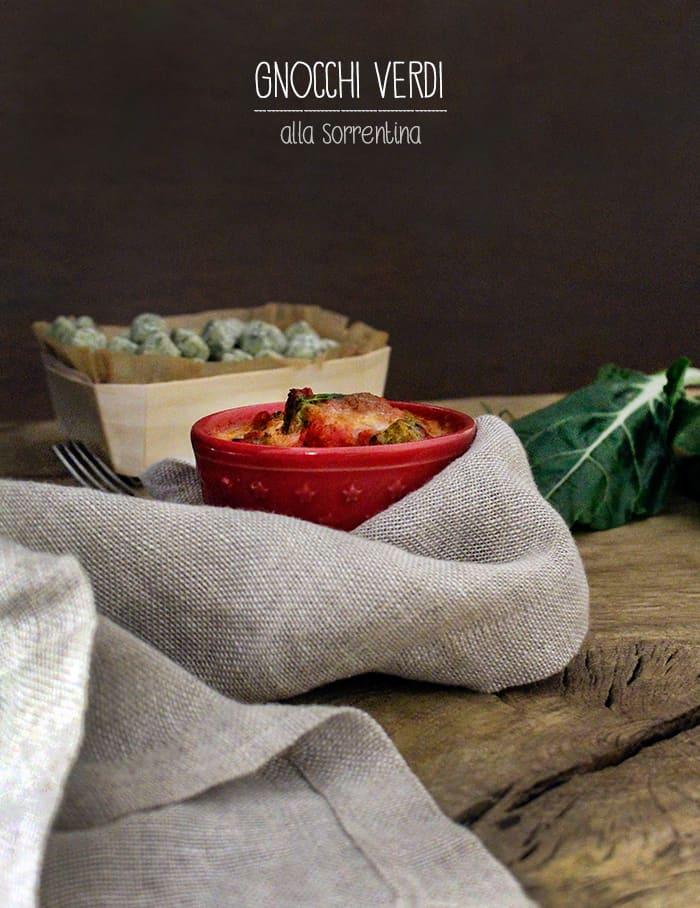 Gnocchi patate mozzarella