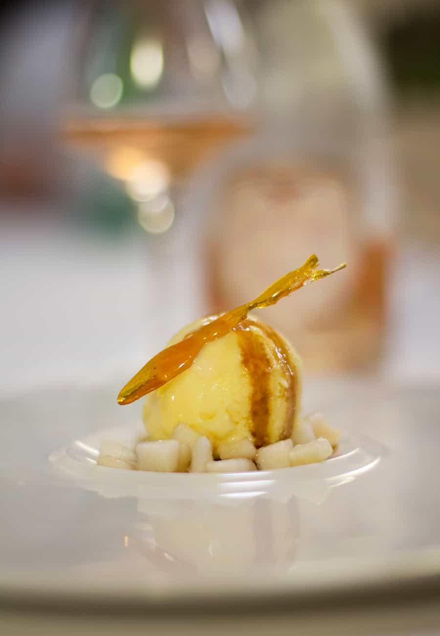 Dessert Osteria Fornio
