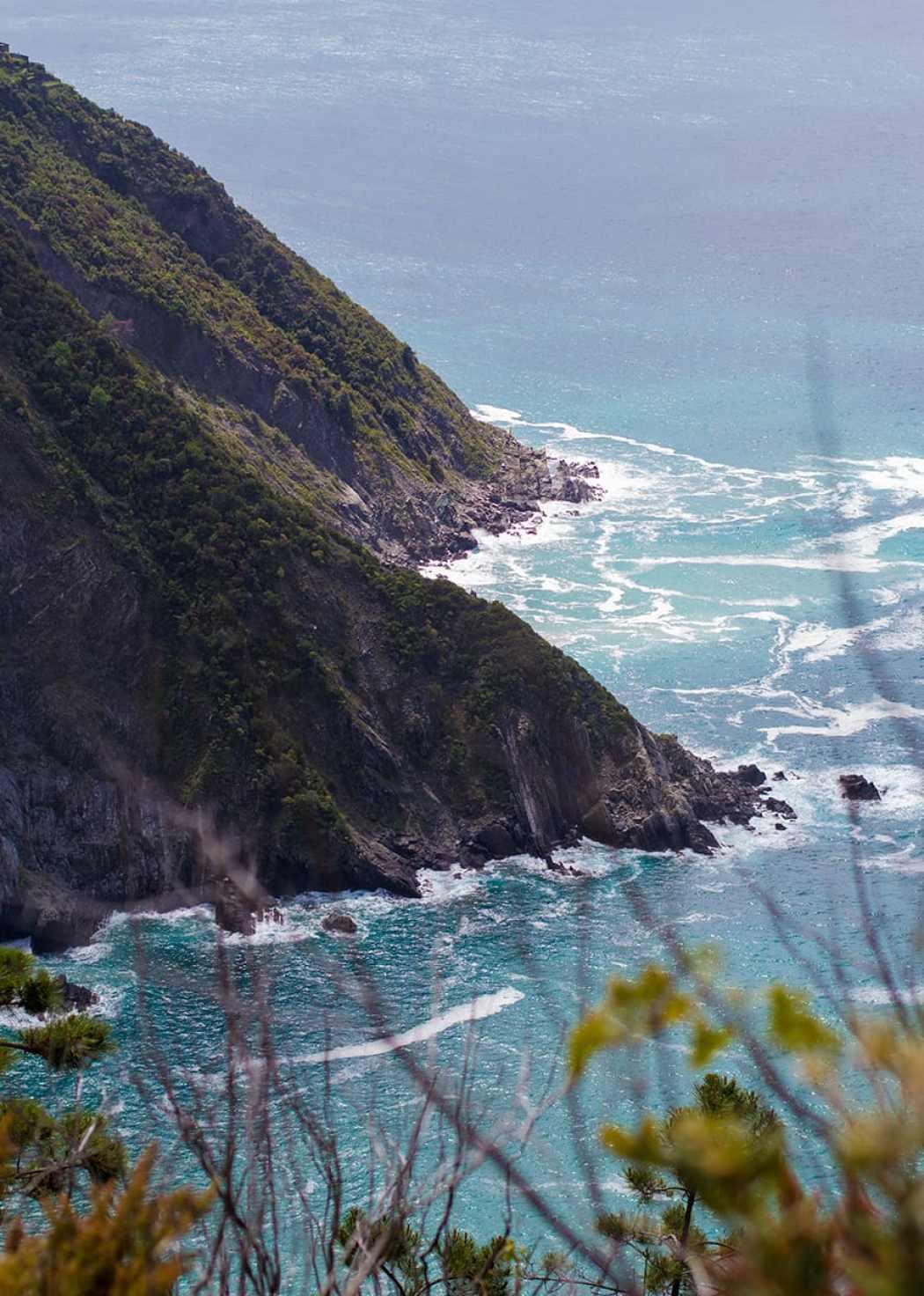 Percorsi Cinque Terre