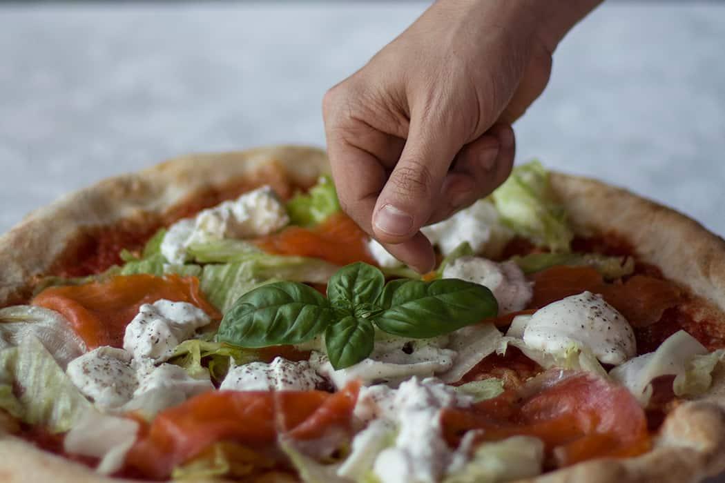 Campione pizza Fabio Ferrari