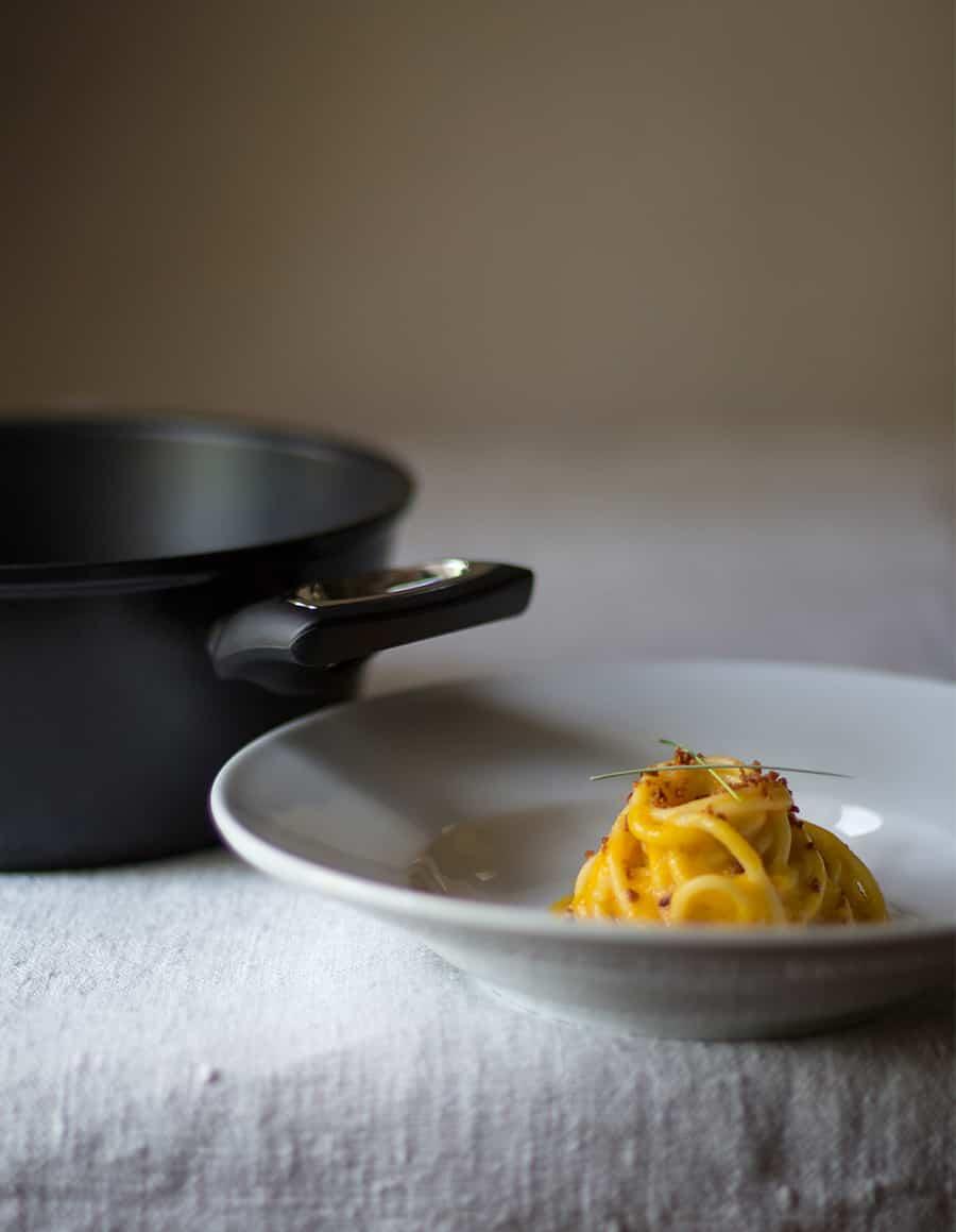 Pancetta e pasta