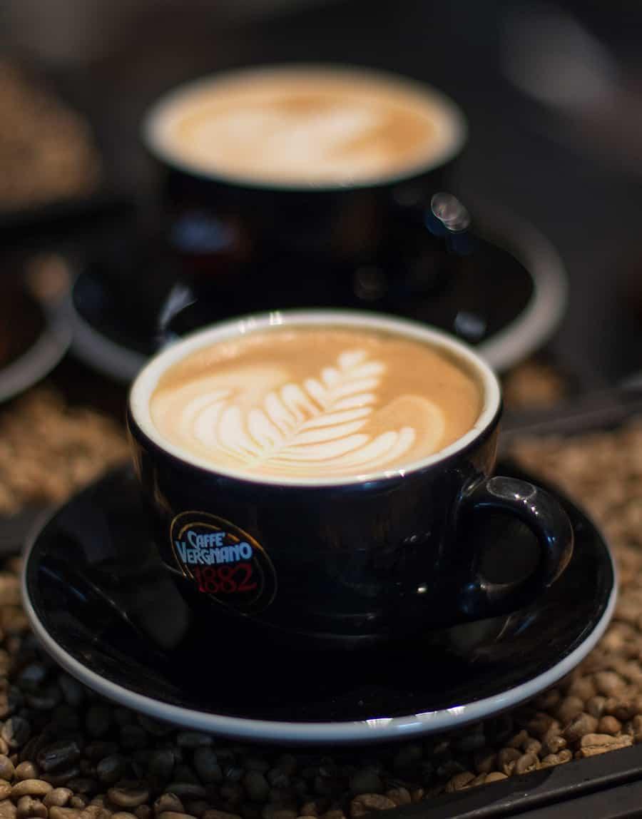 Cappuccino Vergnano