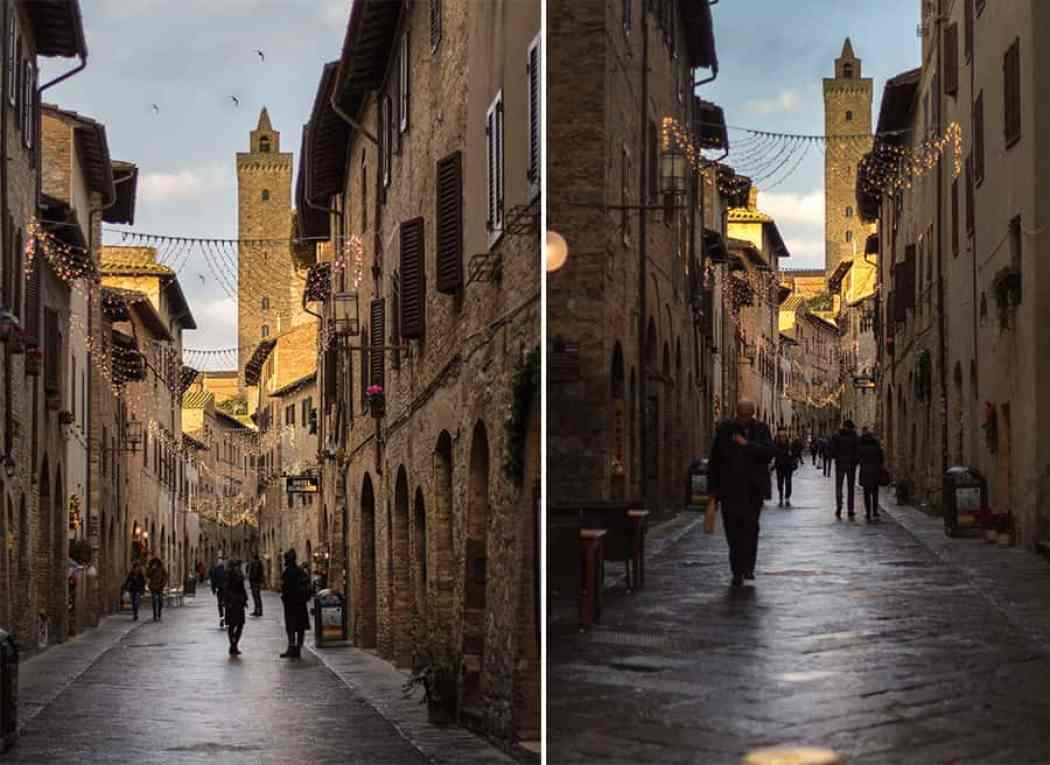 borgo San Gimignano