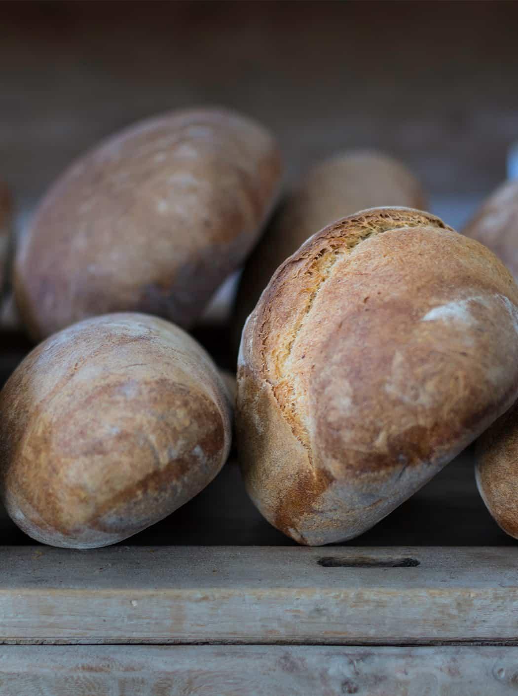il profumo del pane