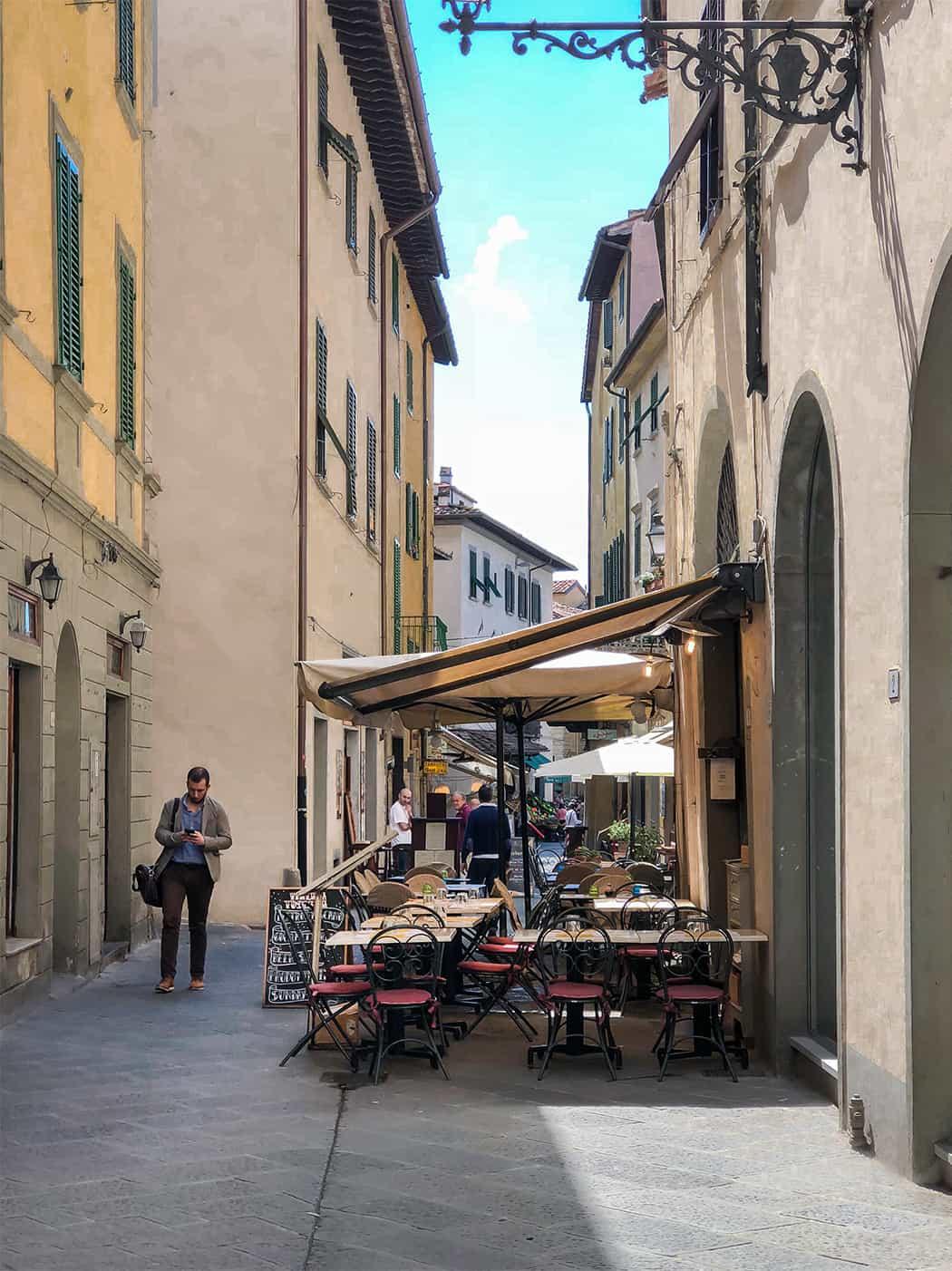 Pistoia i borghi italiani