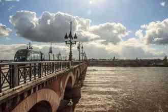 Bordeaux in Francia