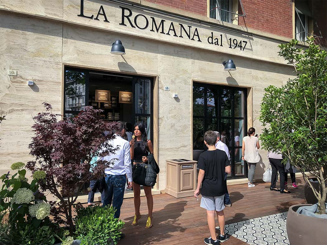 la romana gelati