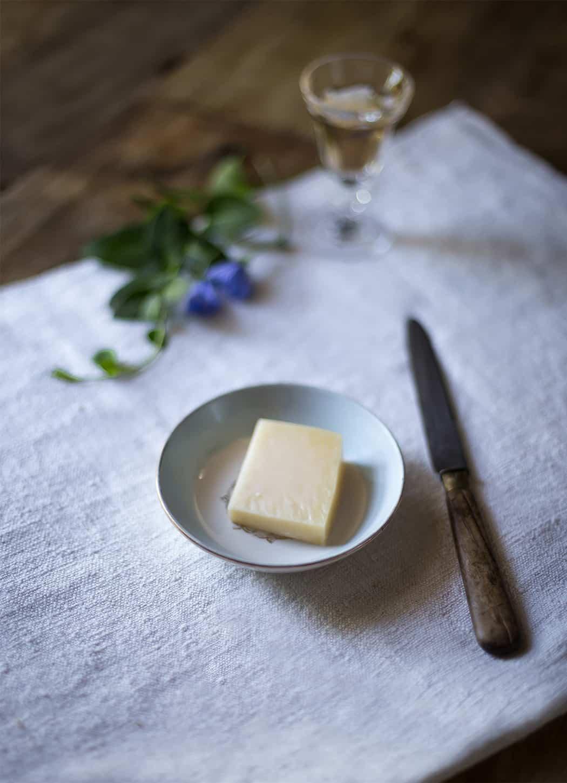 ricetta risotto con formaggio montasio