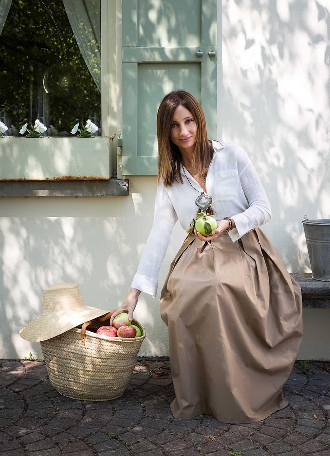 ricetta crostata di mele di Sonia Paladini
