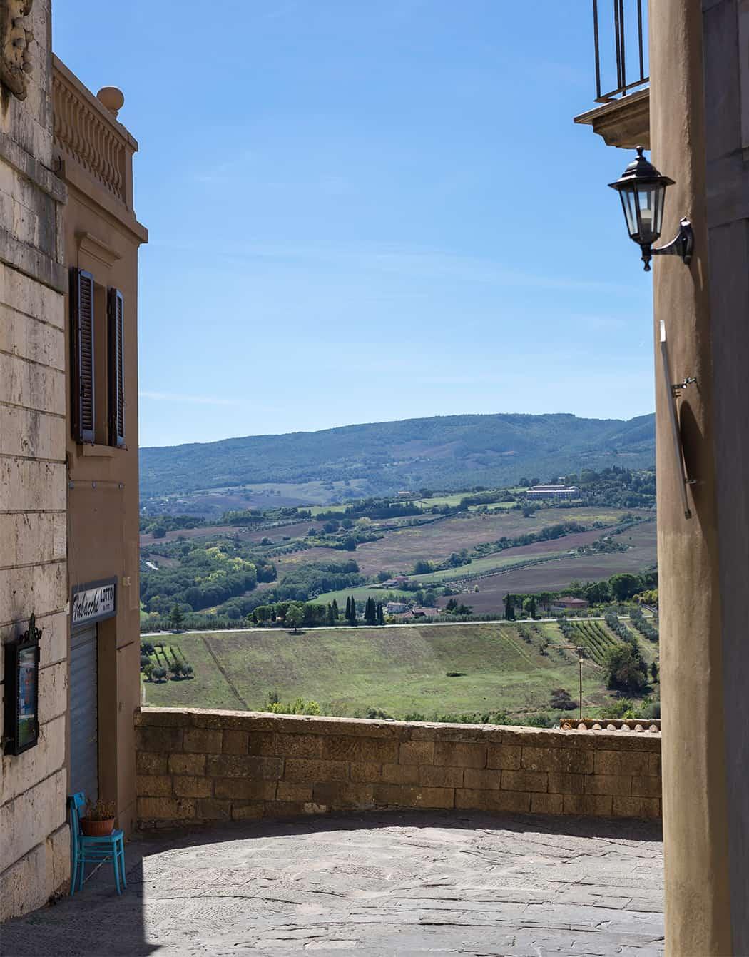 centro storico di Chianciano Terme