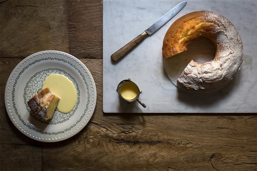 ricetta torta di pere al mascarpone