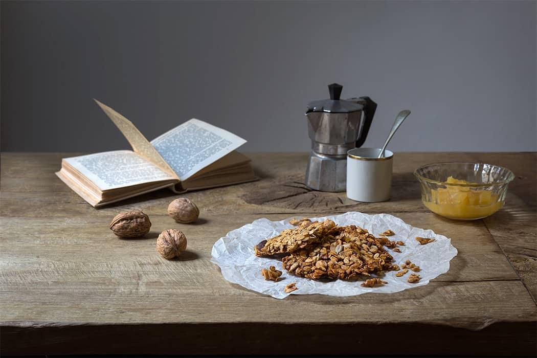 ricetta granola per la colazione