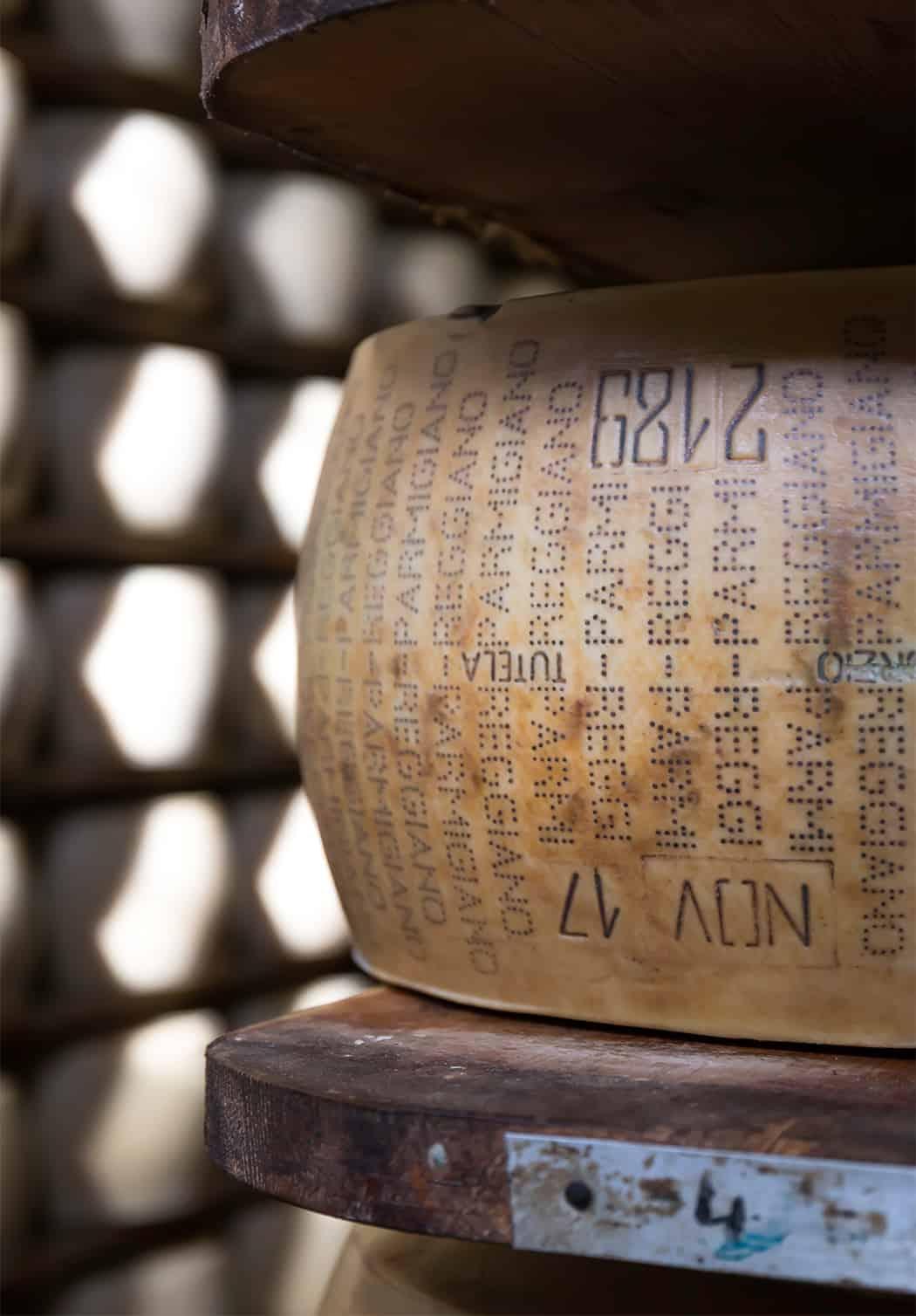 Caseifici Aperti Parmigiano Reggiano