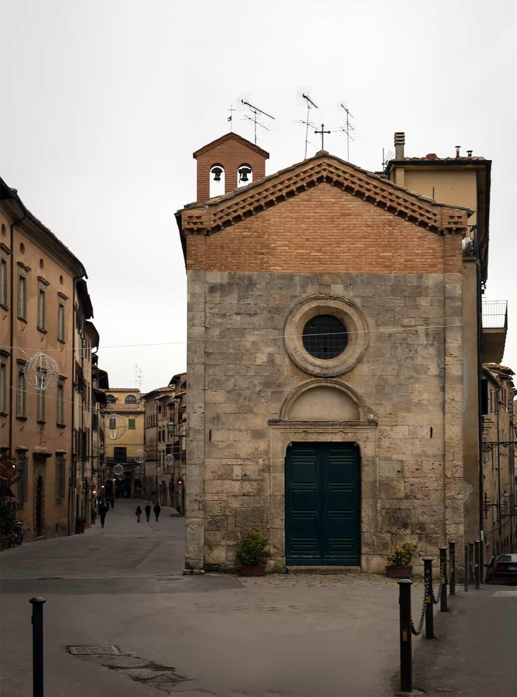 le chiese di Volterra