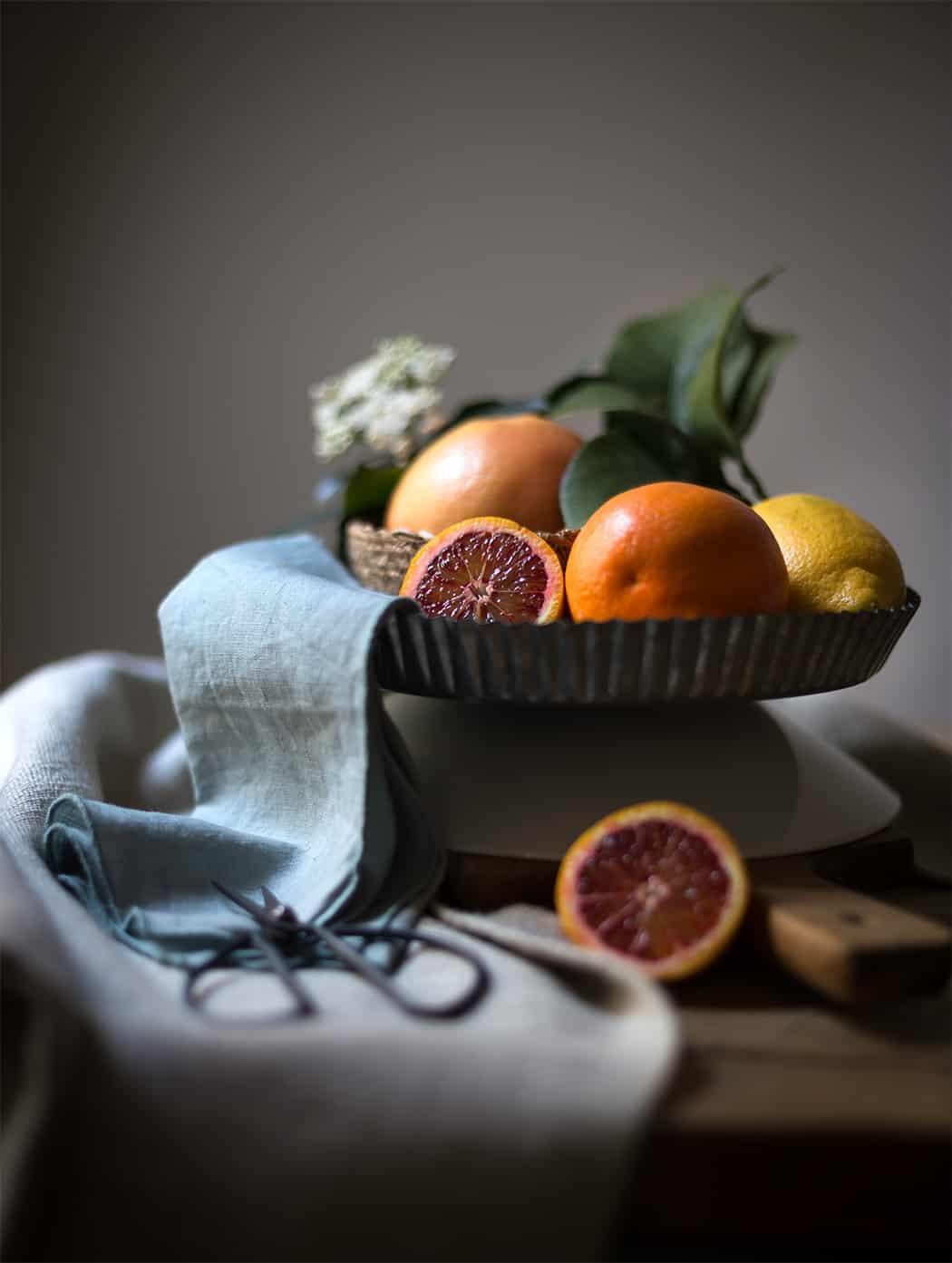 le proprietà di arance, pompelmi e limoni