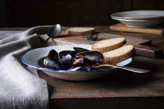ricette zuppa di cozze
