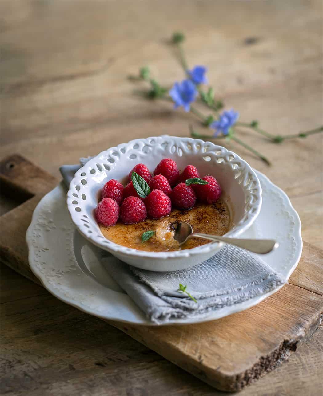 ricette Crème brulée