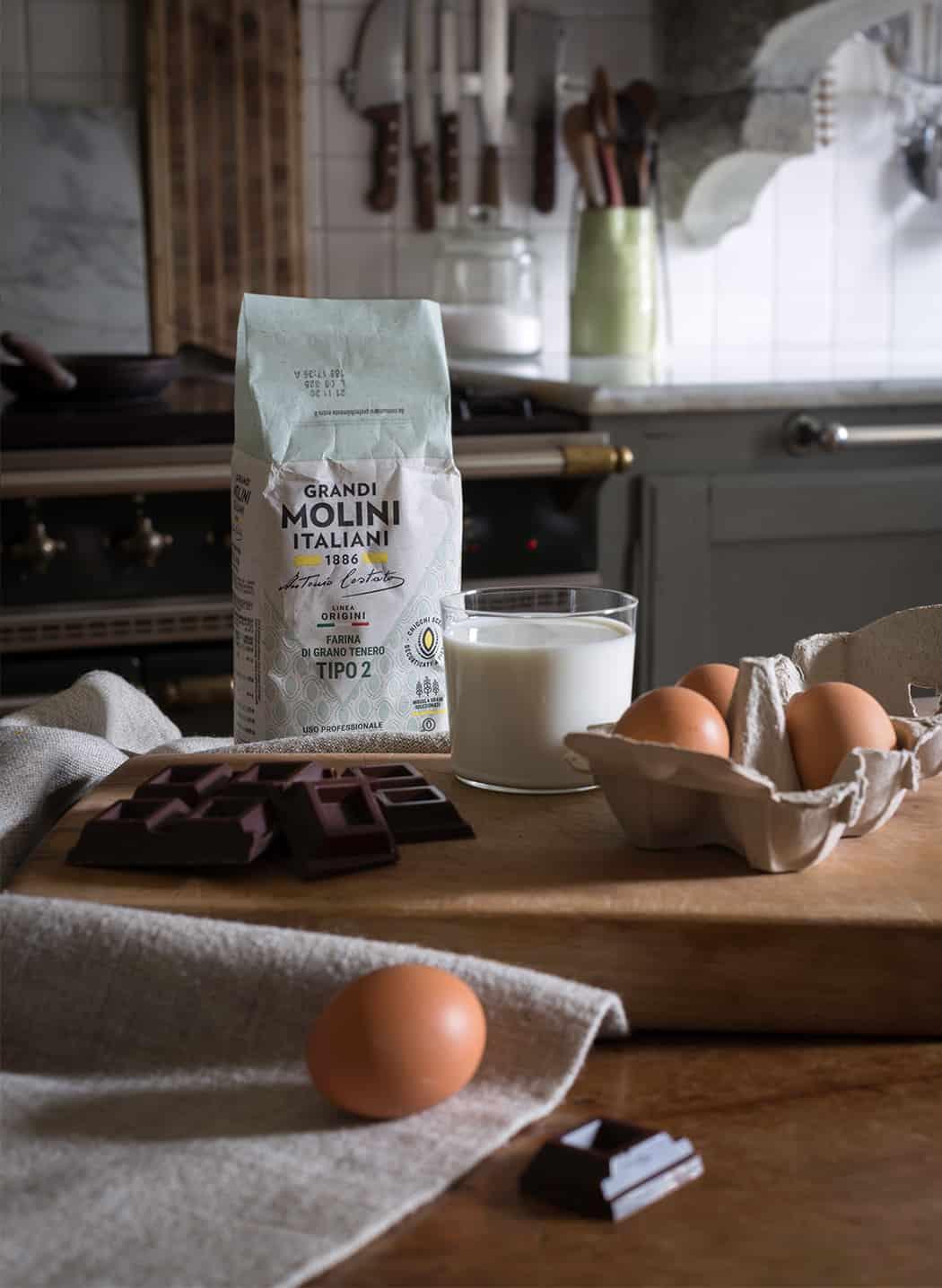 ricette con farine Grandi Molini Italiani