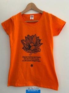 maglietta yoga