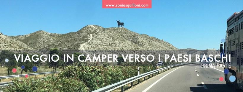 viaggio in camper