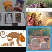 Il gesto della tigre • condivisione con #yogaratna40days
