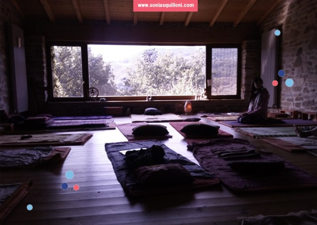 rilassamento yoga ratna