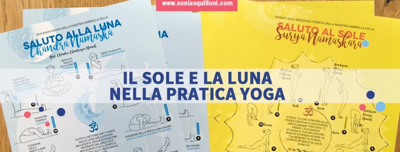 saluto sole poster