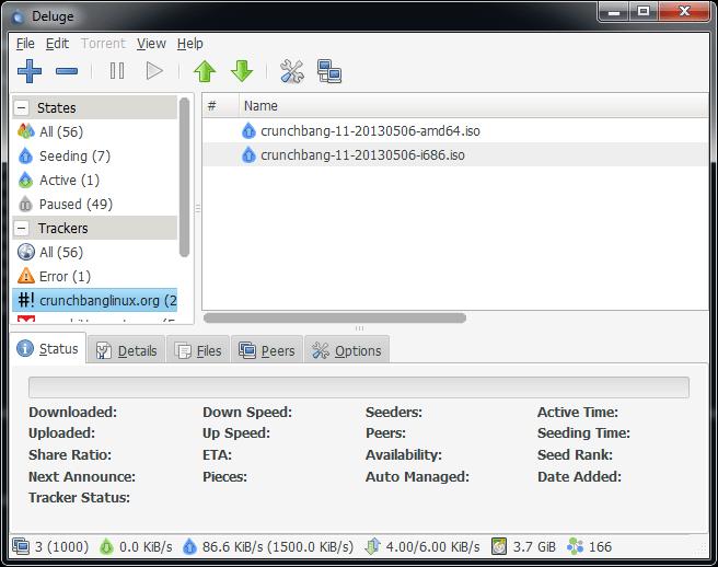 BitTorrent – Deluge WebUI Install Script – SonicBoxes com