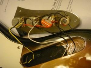 Fender Squier Jazz Bass Upgrade | SonicCapture